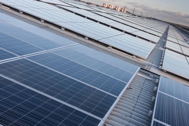 光伏宝Solarbao光伏宝山工厂并网项目