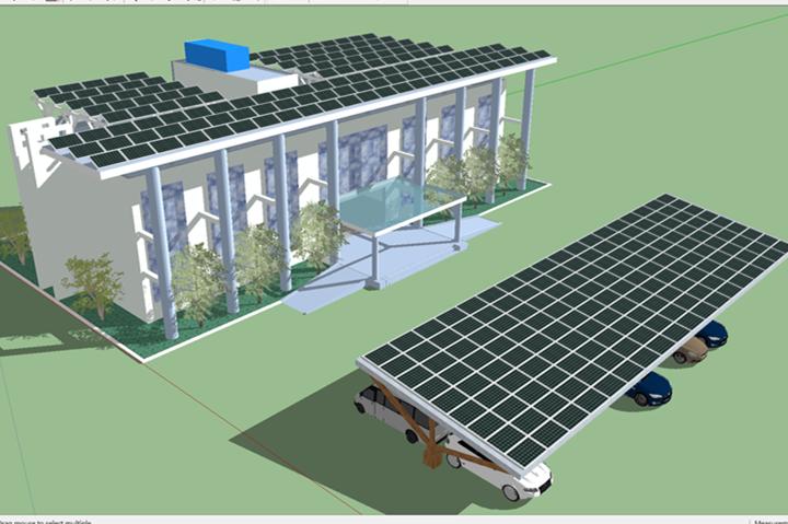 光伏宝Solarbao光伏工商项目示意图