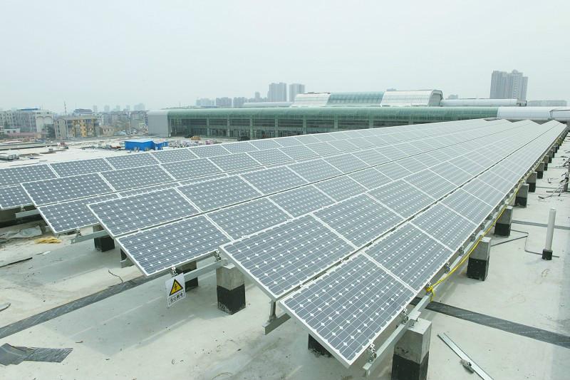 光伏宝Solarbao青浦50kw工厂项目